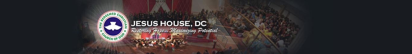 Jesus House, DC: jesushousedc.churchonline.org