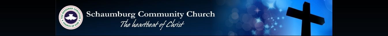 SCHAUMBURG COMMUNITY CHURCH