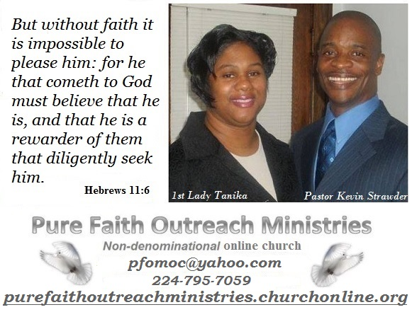 Pure Faith Outreach Ministries