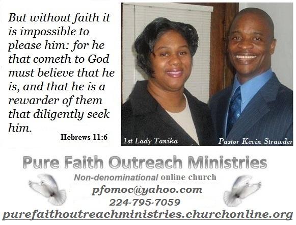 Pure Faith Outreach Ministries