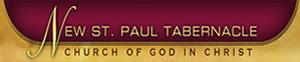 New St. Paul Tabernancle