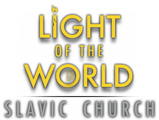 Slavic Church Light Of The World