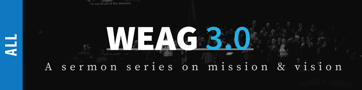 WEAG 3.0 starts March 24, 2019