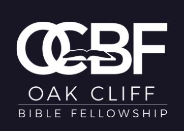 Oak Cliff Bible Fellowship